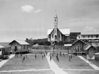 91-nouveau village,église