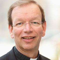 Monsignore Wolfgang Huber